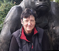 Birgit Ruben, Unterstützerin des Diabetes-Portals DiabSite